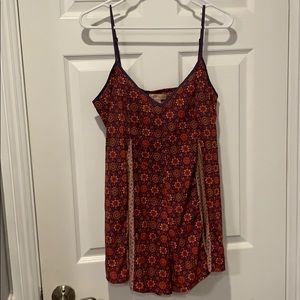 Urban Outfitters Romper with Pockets!